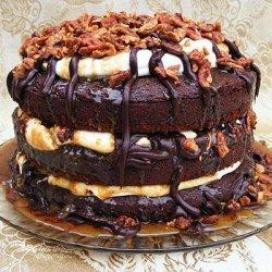 Chocolate Nirvana Cake