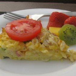 Breakfast Casserole Denver Style