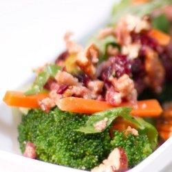 Broccoli & Cranberry Salad