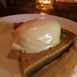 Brown Sugar Oatmeal Pie