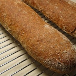 Basic Flaxseed Bread (Flax Seed Bread)