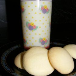 Perfect Shortbread Cookies