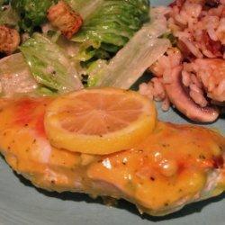 Lemon Broccoli Chicken recipe