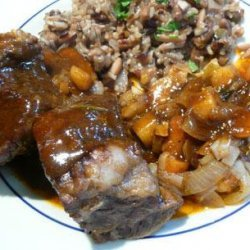 Lip Smacking Savory Beef Short Ribs