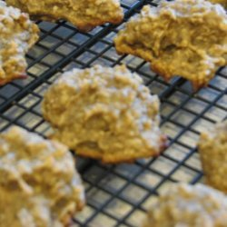 Peanut Butter & Banana Oatmeal Cookies (Egg-Free, Milk-Free)