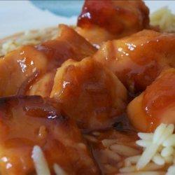 Chicken in Sweet Sauce