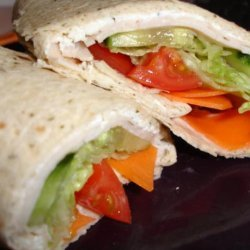 Flavor-Packed Chicken Wraps