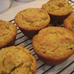 Orange & Date Muffins