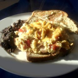 Southwestern Scrambled Eggs