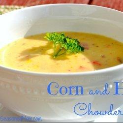 Ham & Corn Chowder