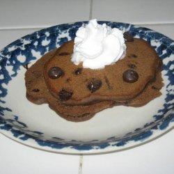 Vegan Chocolate-Chip Pancakes