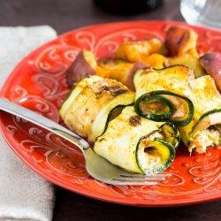 Chicken Zucchini Olé