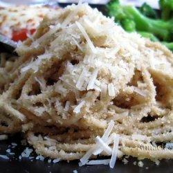 Pasta With Bread Crumbs - La Pasta Con Le Briciole Di Pane