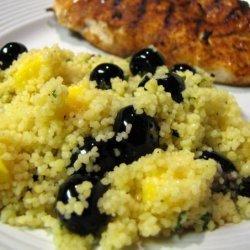 Blueberry Couscous Salad recipe