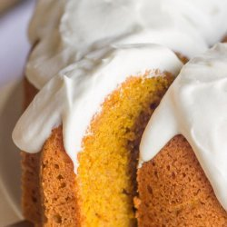 Easiest Pumpkin Spice Cake