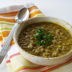 Creamy Lentil Soup recipe