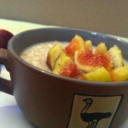 Oatmeal Breakfast Bowl
