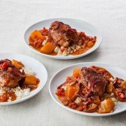Caribbean Coconut Chicken Recipe