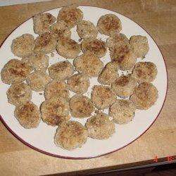 Sauerkraut Balls Baked