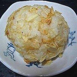 Laziest Onigiri Rice Ball