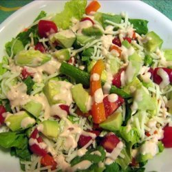 Toni's Garden Salad recipe
