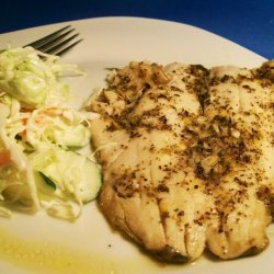 Greek Fish Rub - Looney Style