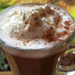 Spiked Caramel Latte
