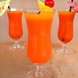 Non-Alcoholic Hurricanes