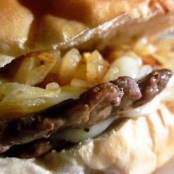 Philly Cheesesteak Sandwiches - Rachael Ray