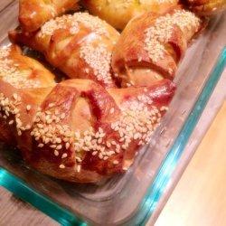 Chicken Croissant Bake
