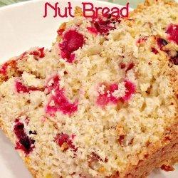 Cranberry Fruit Nut Bread