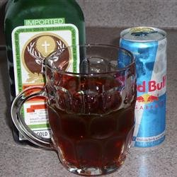 Jager Bomb recipe