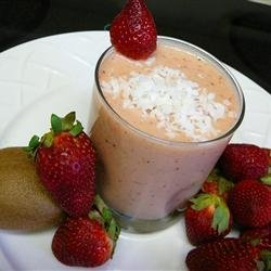 Crazy Fruit Smoothie