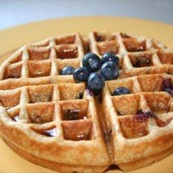 Blueberry Heaven Wheat Pancakes/waffles