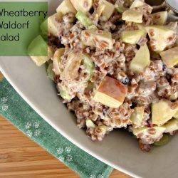 Wheatberry Waldorf Salad