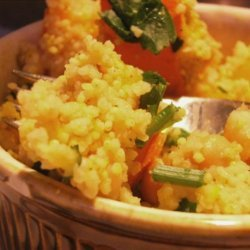 Moroccan Style Pumpkin and Couscous Salad