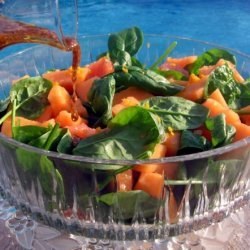 Citrus and Spinach Salad recipe