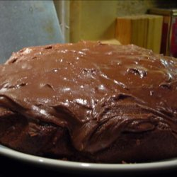 One Egg Chocolate Cake recipe