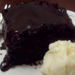 Copycat Cracker Barrel 40th Anniversary Double Fudge Cola Cake recipe