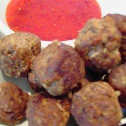Tasty South Beach Meatballs