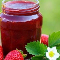 Diabetic Strawberry Jam - Sugar Free