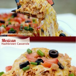 Mexican Hash Browns Casserole