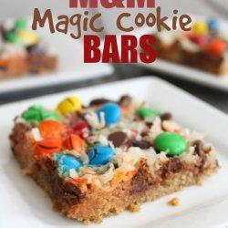 Magic Cookie Bars