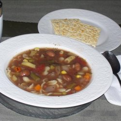Slow Cooker Minestrone recipe