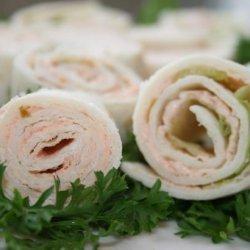 Pink Pinwheels recipe