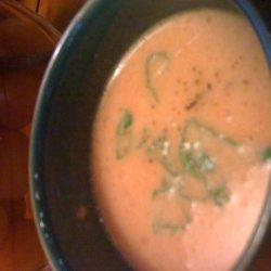 Like Zio's Tomato Florentine Soup