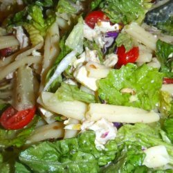 Avocado and Feta Pasta Salad
