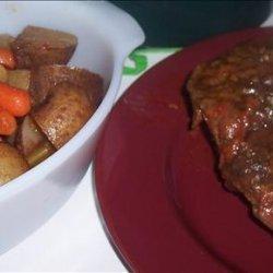 Zesty Slow Cooker Italian Pot Roast