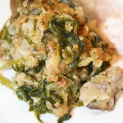 Oyster Dressing to Die For