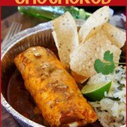 Crock Pot Beef for Burritos